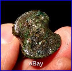 Amulette Sceau En Bronze Louristan 1400 Bc -ancient Bronze Luristan Seal Pendant