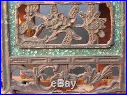 Antique Autel en Bois sculpté, CHINE