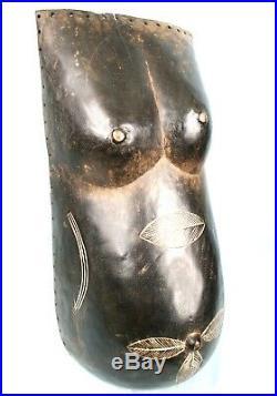 Art Africain Ethnographique Masque Ventral Dan Cote d Ivoire 56 Cms ++++++