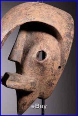 Art africain masque Dan Guéré