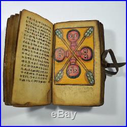 Bible éthiopienne, ethiopian bible, biblia etiope