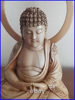 Bouddha Ancien Japon XIX (japanese Buddha, Chine, Old)