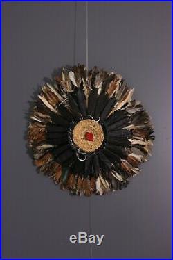 Chapeau Bamileke African Art Africain Primitif Africana Afrikanische Kunst