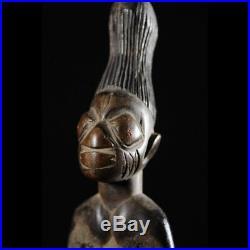 Couple de Jumeaux Ibedji ou Ibeji Yoruba Nigeria