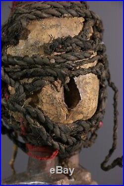 Fetiche Nkisi Kongo African Art Africain Primitif Arte Africana
