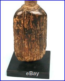 Gardien de Reliquaire Mahongwe Kota Reliquary African Tribal Art Africain 46 Cms