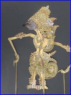 Grande Marionnette, Théâtre Folklore Java
