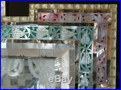 La Cene Jesus Tableau Diorama Nacre Sculptee Mosaique Et Olivier Jerusalem