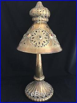 Lampe Marocaine Maroc Orientaliste Arabic Lamp Morocco Islamic Art Ancien Design