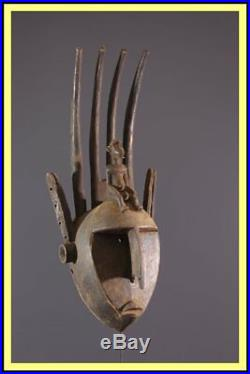 Masque Bambara African Art Africain Primitif Art Africana Afrikanische Kunst