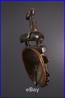 Masque Baoule African Art Africain Primitif Africana Afrikanische Kunst