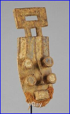 Masque GREBO Mask African tribal Art Africain cubiste cubisme Abstrait Abstract