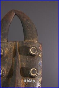 Masque Grebo African Art Africain Primitif Africana Afrikanische Kunst