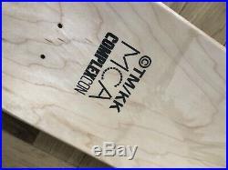 Murakami takashi Complexcon Skateboard Board NEW