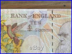 Original Banksy Tenner billet Di Faced Banksy of england Great Britain