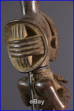 Pipe Luba African Art Africain Primitif Arte Africana Afrikanische Kunst