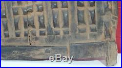 Porte De Grenier Dogon Du Mali Art Africain