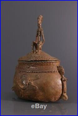 Pot Dogon African Art Africain Primitif Arte Africana Afrikanische Kunst