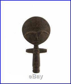 Poupee Ashanti Akwaba Ghana de Fecondité Statue Art Africain 645