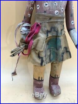 Poupée Kachina, Indiens, Natives, Pueblo, Arizona, KACHINA DOLL