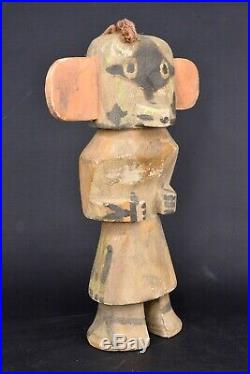 Poupée / statue / doll kachina Hopi-style Arizona Etats-Unis Amérique 29