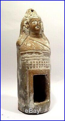 Rare Autel Votif A Fumee Egypte Antique Alexandrie Ancient Egyptian Statuette