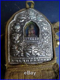 Reliquaire Tibetain Ghau