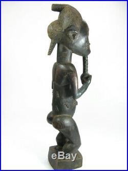 Statue Baoulé / baule statue statue africaine côte d'ivoire/ Ivory coast
