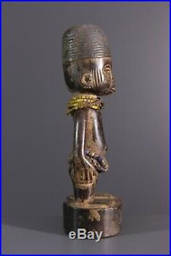 Statue Ibeji Yoruba African Art Africain Primitif Arte Africana