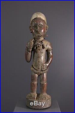 Statue Kongo African Art Africain Primitif Arte Africana Afrikanische Kunst