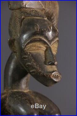 Statue Senoufo African Art Africain Primitif Arte Africana Afrikanische Kunst