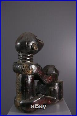 Statue Songye African Art Africain Primitif Arte Africana Afrikanische Kunst