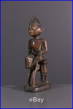 Statue Yoruba African Art Africain Primitif Arte Africana Afrikanische Kunst