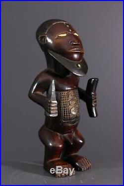Statuette Bembe African Art Africain Primitif Arte Africana Afrikanische Kunst
