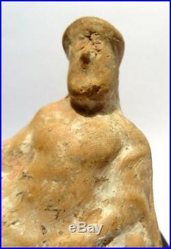Statuette Grecque Du Dieu Zeus Allonge 500 Bc Ancient Greek God Zeus Figure