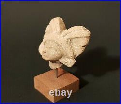 Tête de prêtre, Teotihuacan, Mexique, époque classique, 450- 650 après J. C