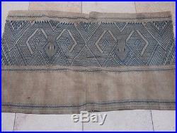 Textile Laos Ethnic Fabric Phaa Kang