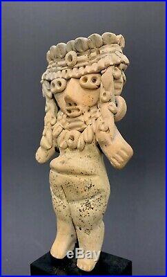 Venus Chupicuaro Mexique 100 à 300 Av Jc art précolombien precolumbian art